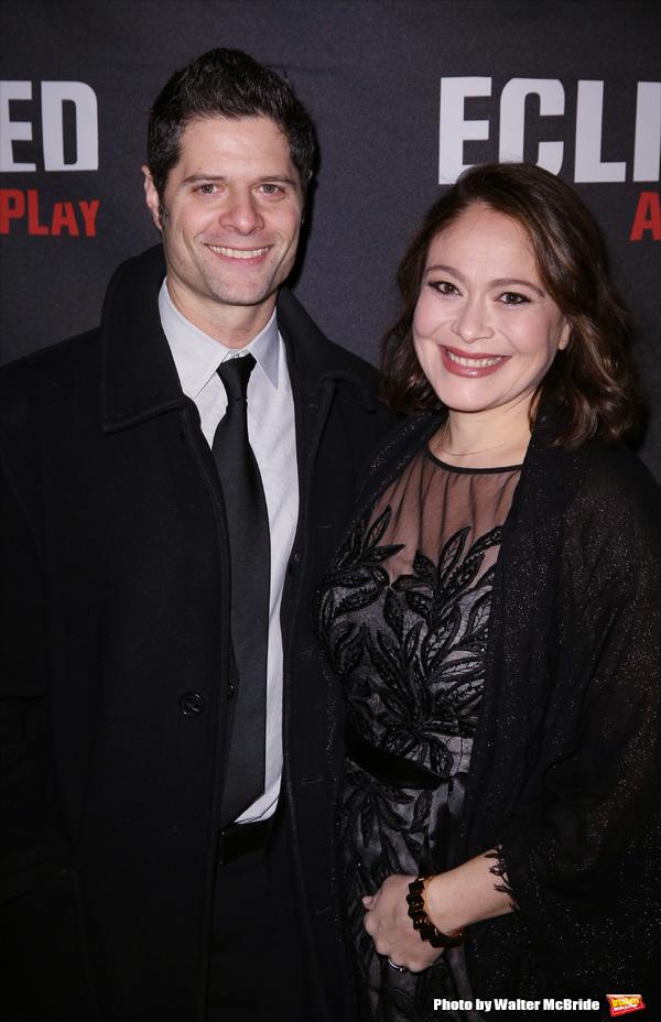 Tom Kitt and Rita Pietropinto