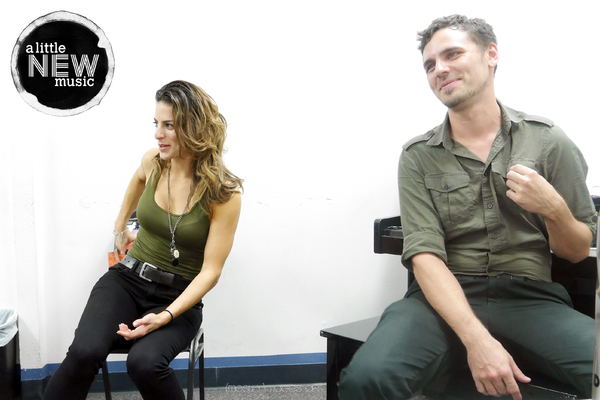 Photo Flash: In Rehearsal with A LITTLE NEW MUSIC, Returning to Rockwell This Week