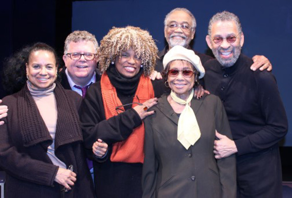 Julia Lema, James Morgan, Leslie Dockery, William Foster McDaniel, Micki Grant and Maurice Hines