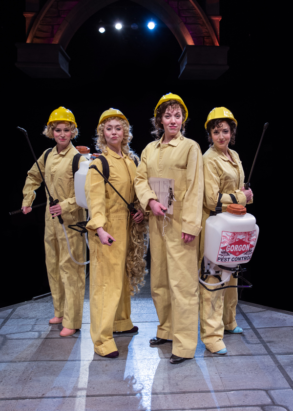 Photo Flash: First Look at CINDERELLA... AFTER THE BALL at The Marriott Theatre