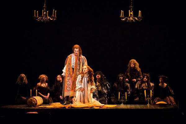Photo Flash: First Look at Houston Grand Opera's PRINCE OF PLAYERS