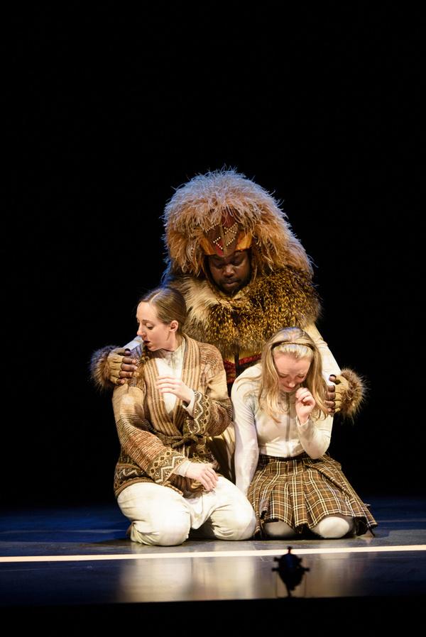 Lauren Boyd, Enoch King, and Alexandra Ficken Photo