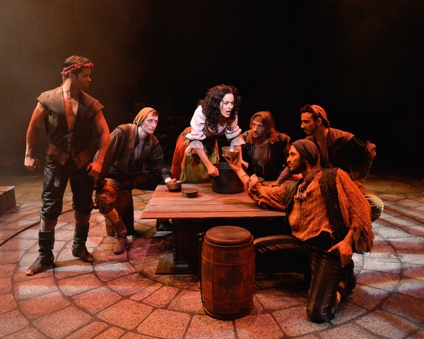 Photos: First Look at MAN OF LA MANCHA at Westchester Broadway Theatre