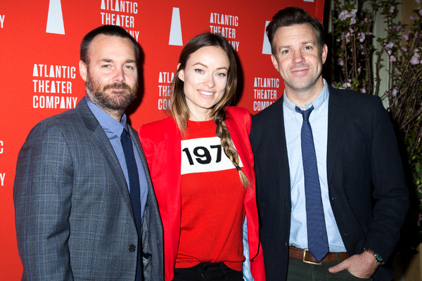 Will Forte, Olivia Wilde, Jason Sudeikis