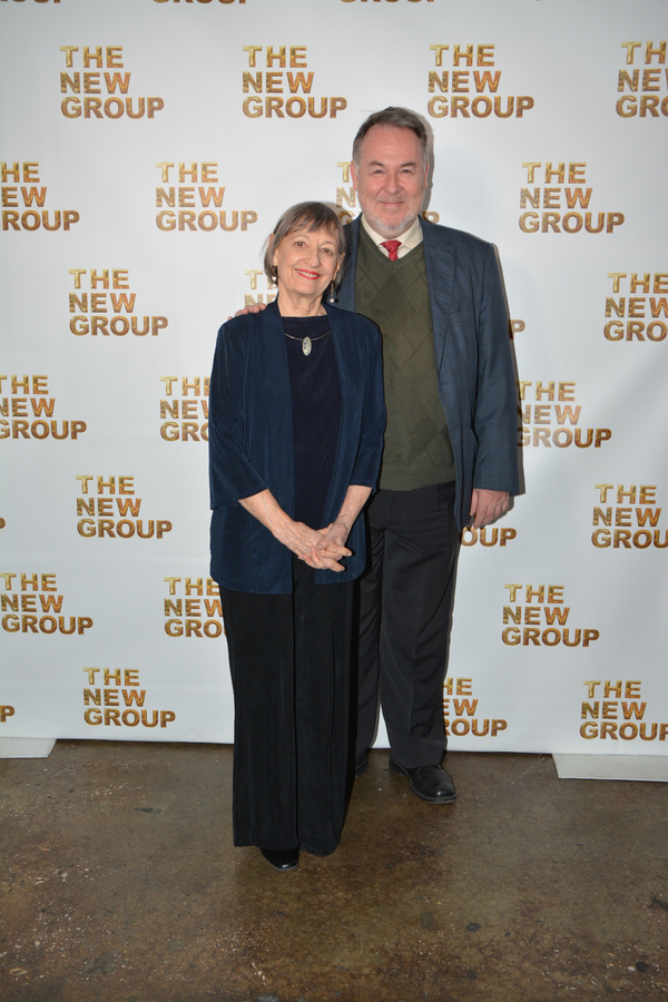 Patricia Connolly and Colin McPhillamy