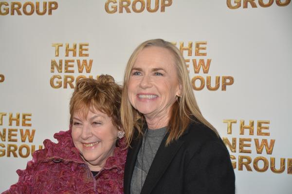 Ellen Roth and Amy Madigan