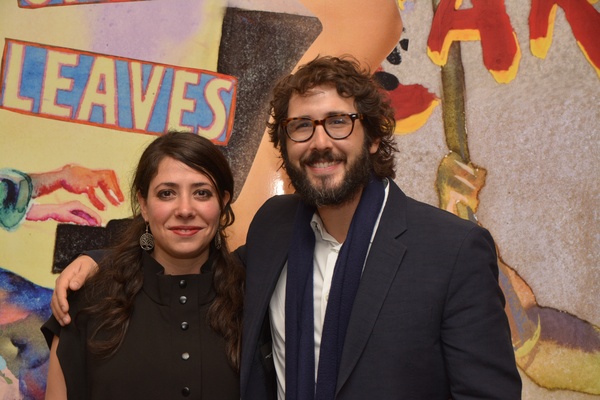 Rachel Chavkin () and Josh Groban