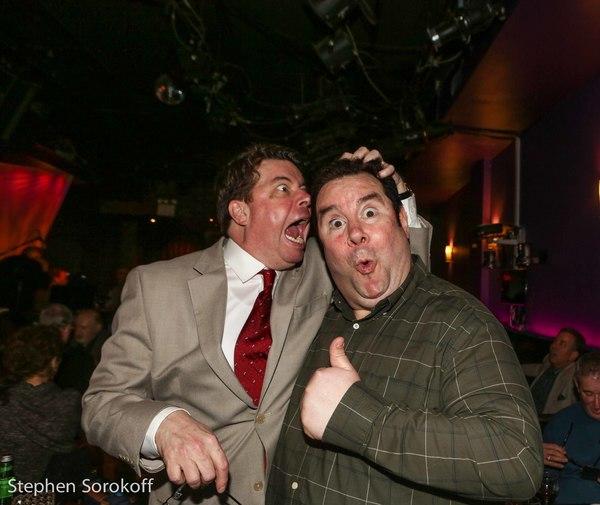 Dave Konig & Bob Greenberg Photo