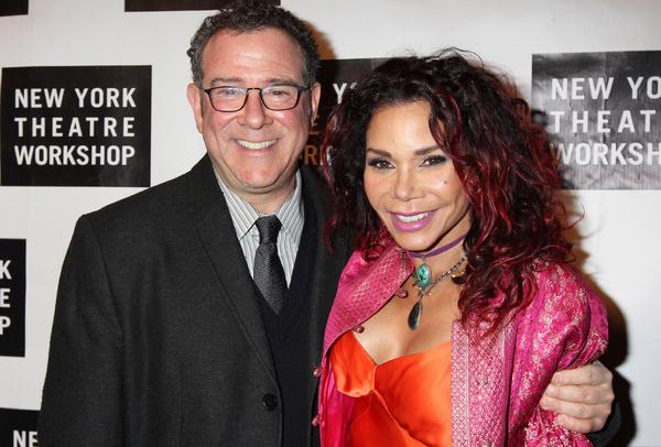 Michael Greif and Daphne Rubin-Vega