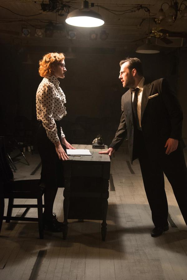 Photo Flash: First Look at D.O.A. at Strawdog Theatre Company