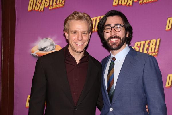 Photo Coverage: Seth Rudetsky, Adam Pascal & DISASTER! Company Celebrate Opening Night!