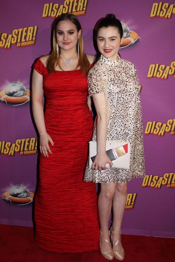 Juli Wesley and Lilla Crawford