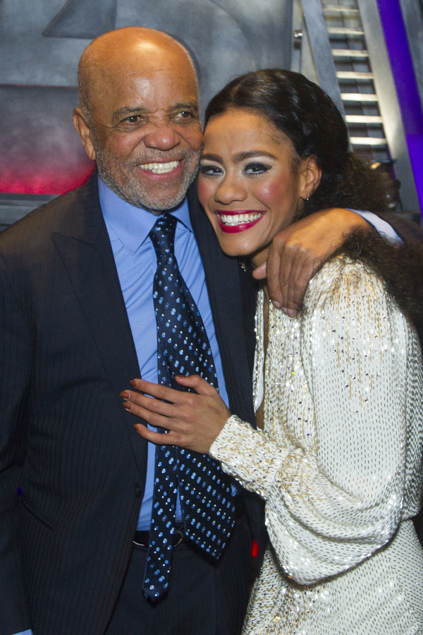 Photo Flash: Opening Night of West End's MOTOWN THE MUSICAL - Berry Gordy, Smokey Robinson, Mary Wilson and More!