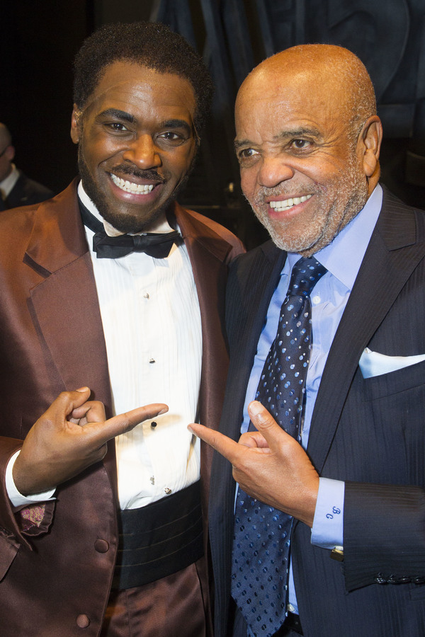 Cedric Neal (Berry Gordy) and Berry Gordy (Producer/Music/Lyrics)