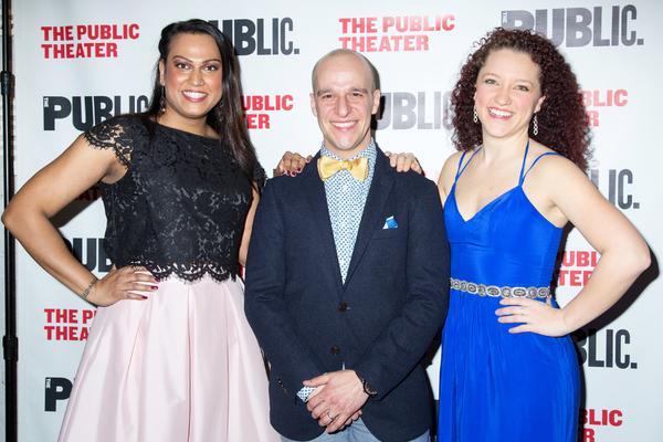 Aneesh Sheth, Ryan Kasprzak, and guest Photo