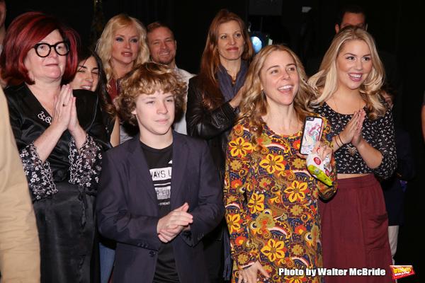 Faith Prince, Baylee Littrell, Rachel York, Kerry Butler and Maggie McDowell