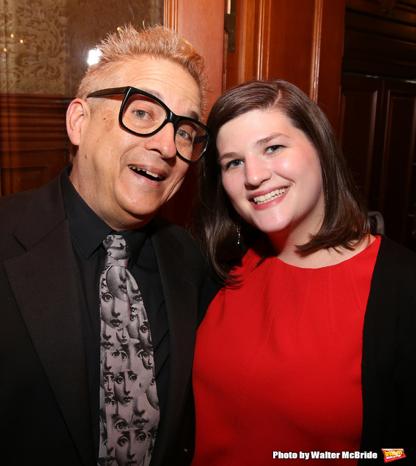 Ken Fallin and Rachel Routh