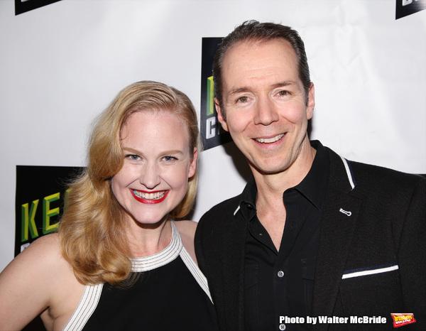 Photo Coverage: Keen Company Celebrates Opening Night of BOY