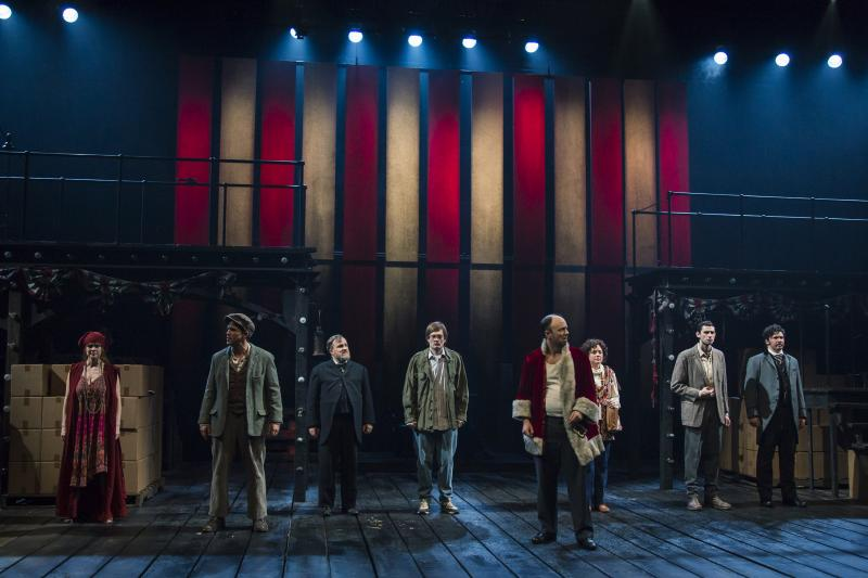 BWW Review: Killer Talent in 5th Ave/ACT's ASSASSINS