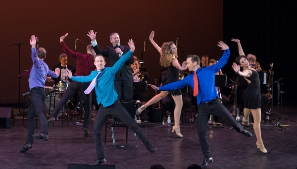 Fred Barton & Dancers