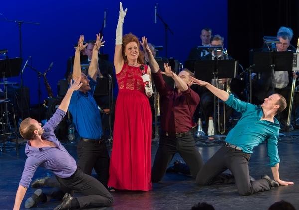 Karen Murphy & Dancers