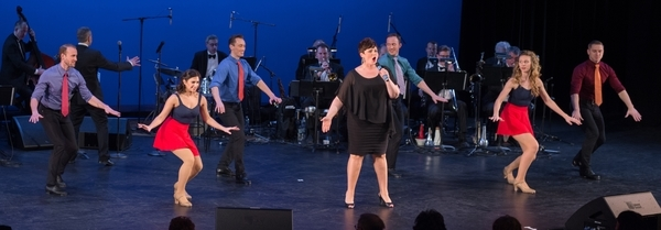 Photo Exclusive: Beth Leavel, Lisa Howard, John Bolton and More in AMERICAN SHOWSTOPPERS