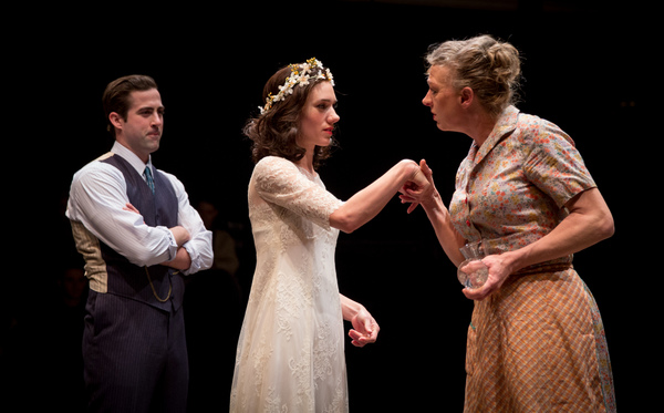 Photos: First Look at BLOOD WEDDING at Lookingglass Theatre Company