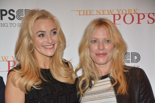 Betsy Wolfe and Sherie Rene Scott
