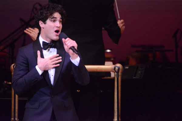 Photos: Betsy Wolfe, Darren Criss, and More in The New York Pops' 42nd on 57th: Broadway Today
