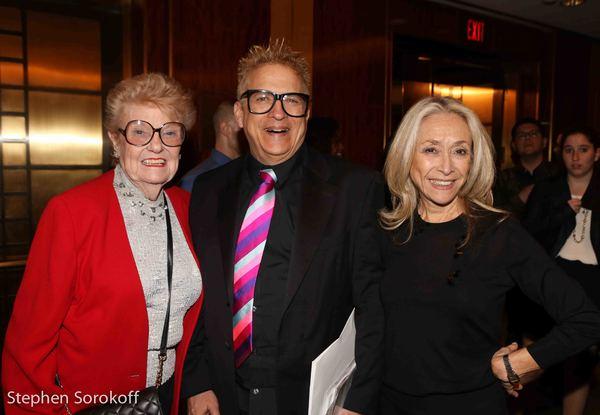 June Freemazon, Ken Fallin, Eda Sorokoff