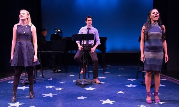 Photo Flash: First Look at York Theatre Company's STARTING HERE, STARTING NOW, Opening Tonight!