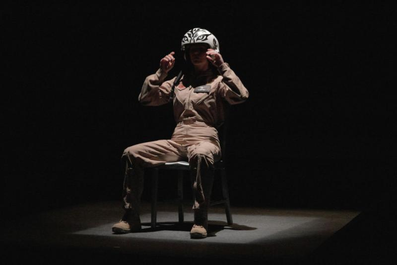 BWW Review: GROUNDED Soars at Virginia Stage Company