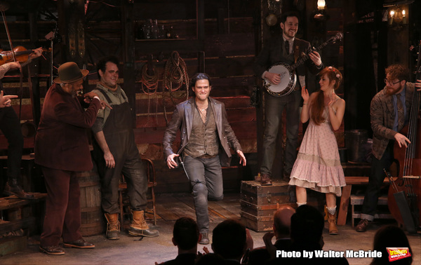 Devere Rogers, Greg Hildreth, Steven Pasquale, Ahna O'Reilly