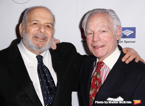 Alfred Uhry and Robert Waldman