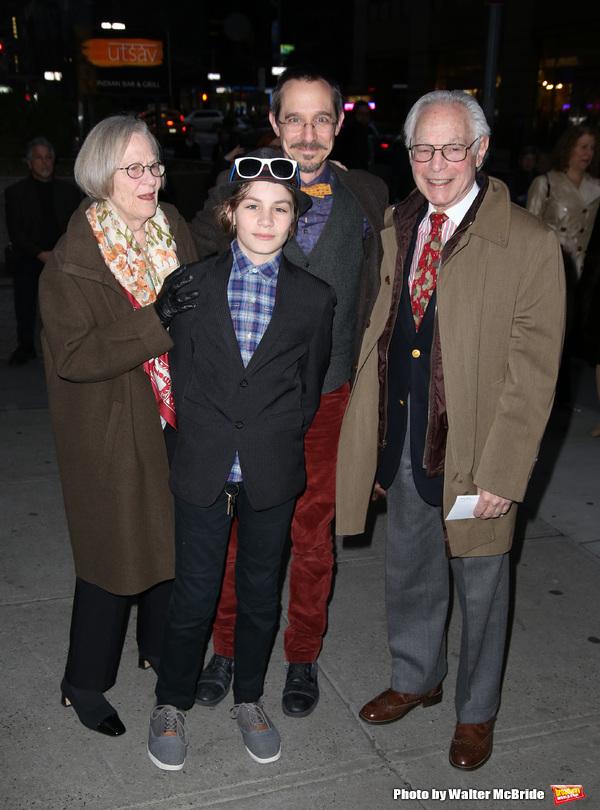 Robert Waldman and family