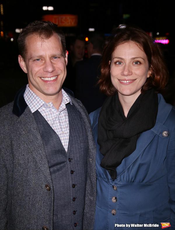Noah Brody and Jessie Austrian