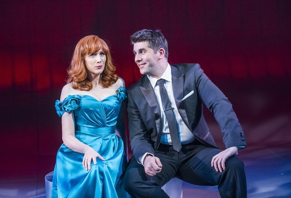 Photo Flash: First Look at Catherine Tate & More in MISS ATOMIC at St. James Studio
