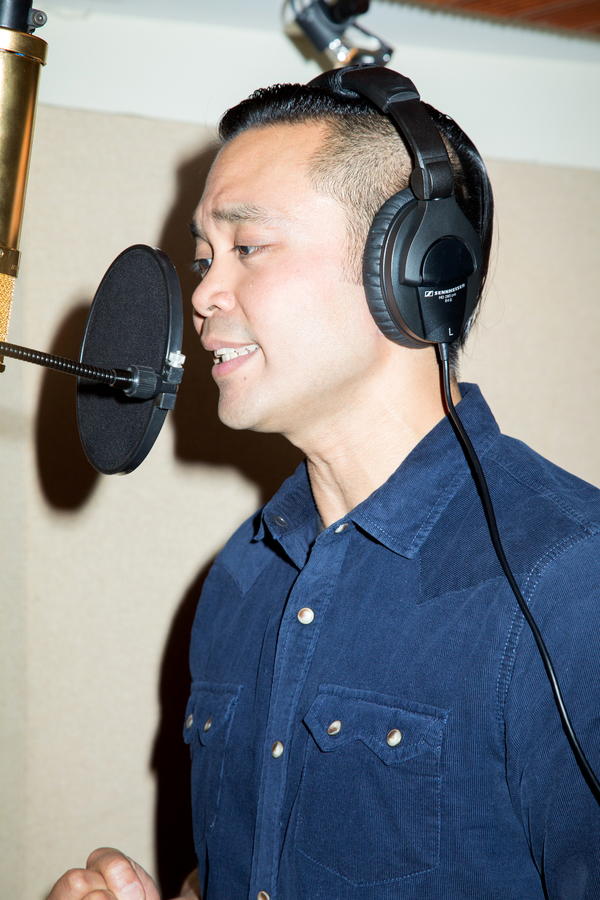 BWW Photo Exclusive: Jose Llana Will Release Debut Album, ALTITUDE, This May!