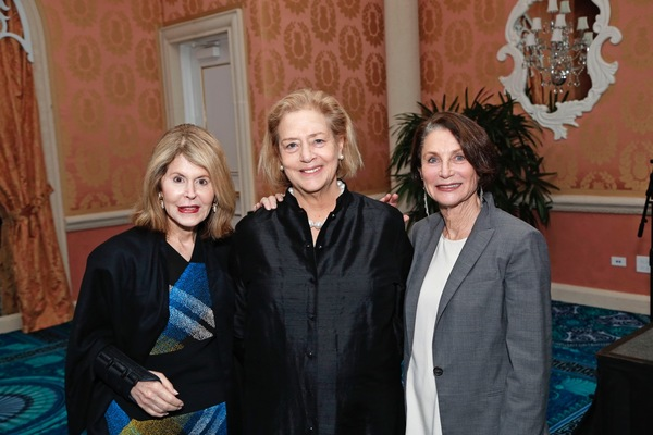 Jean Sharf, Hope Alswang, Ruth Baum