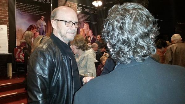 Photo Flash: Inside Opening Night of FOR WORSE at NJ Rep