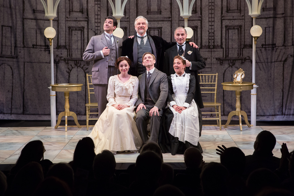 Photos: Take a Look Inside the Opening Night of WIDOWERS' HOUSES