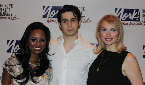 The Cast: Krystal Joy Brown, Bobby Conte Thornton, and Charlotte Maltby.