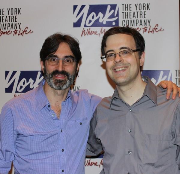 Michael Unger with Van Dean.