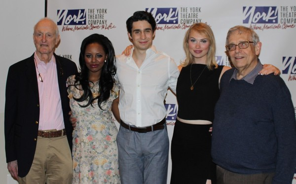 David Shire, Krystal Joy Brown, Bobby Conte Thornton, Charlotte Maltby, and Richard Maltby, Jr.