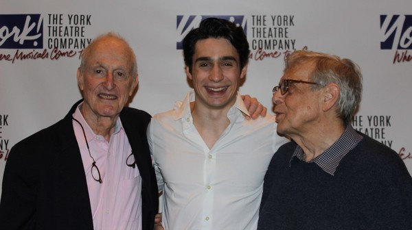 David Shire, Bobby Conte Thornton, and Richard Maltby, Jr.