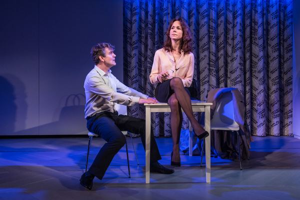 Photo Flash: THE TRUTH Opens Tonight at Menier Chocolate Factory