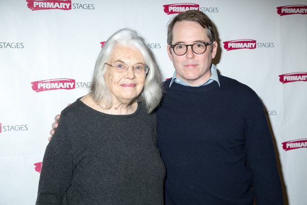 Lois Smith, Matthew Broderick
