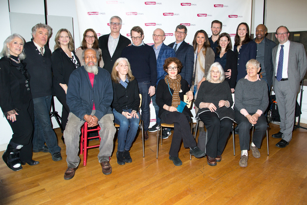 Friends gather to celebrate Horton Foote's 100th Birthday