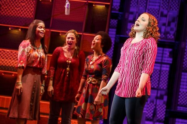Photo Flash: Sneak Peek at BEAUTIFUL - THE CAROLE KING MUSICAL, Coming to Broward Center This May