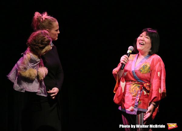 Anika Larsen and Ann Harada with Avenue Q